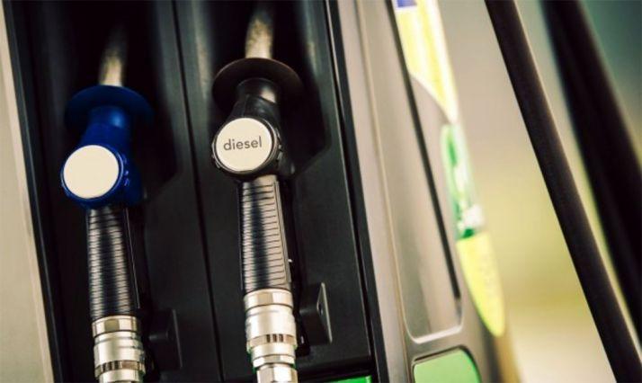 Foto 1 - Llenar el depósito de combustible cuesta más caro en Castilla y León