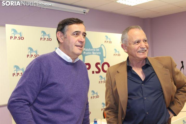 Imagen de la presentación de la PPSO. /SN