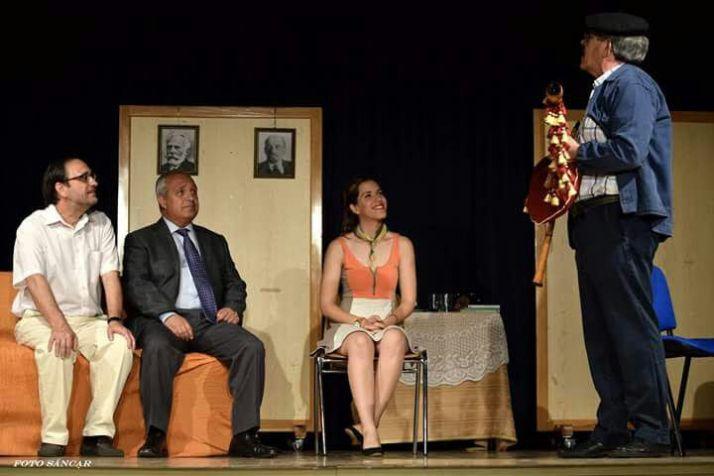 Escena de la obra 'Ninette y un señor de Murcia'.