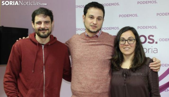 Ramiro, Díez y Domínguez. /SN