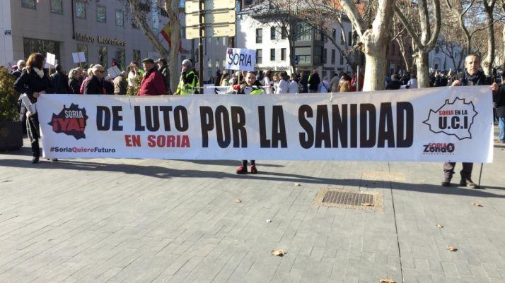 La Soria YA, en Valladolid. Cedida