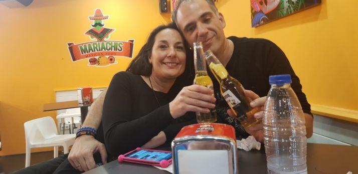 Pablo Oviedo Martínez y María del Carmen Antón Romera.
