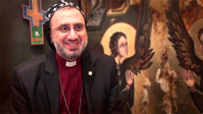 Nicolaos Matti Abd Alahad. /Revista Ecclesia
