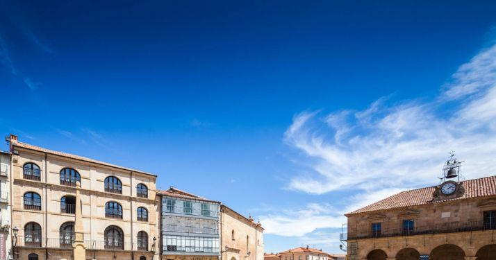 La ciudad de Soria roza la máxima histórica de calor en diciembre