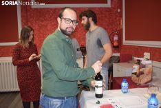 Concurso 'El mejor torrezno del mundo' 2019. Primera final de profesionales en Soria.