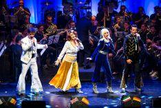 La Banda de Música se acompaña de 4 voces de altura para recordar lo mejor de Eurovisión