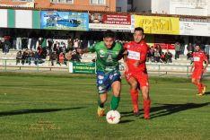 Astorga-Numancia B, en La Eragudina. Atlético Astorga
