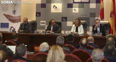 Miguel Latorre, Pedro Casas, Virginia Barcones y Joan Herrera.