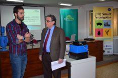 Curso 'Agronomía de la Zona Regable del Canal de Almazán,  de la Fundación Soriactiva y la Comunidad de Regantes