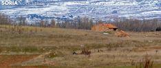 Una imagen de la mañana de este martes en un paisaje de la provincia. /SN