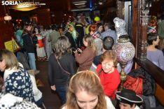 Una imagen de la fiesta de carnaval de Ande Soria. /SN