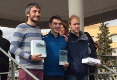 En la localidad navarra, el burgense Daniel Castro Álvarez se proclamó campeón en un trayecto de 16 kilómetros