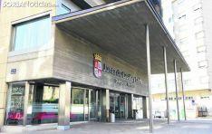 Imagen de la sede de la Delegación de la Junta en Soria. /SN