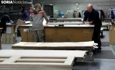 Imagen del interior de la factoría de San Leonardo. /SN