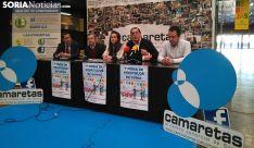 Presentación de la VII Feria de Vehículos de Ocasión de Soria.