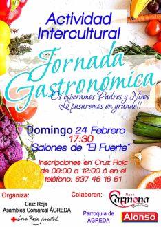 Foto 2 - El domingo, jornada intercultural gastronómica en Ágreda