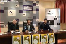 Presentación Feria de la Trufa de Soria.