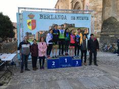 Mediero y Latestere mandan en Berlanga de Duero