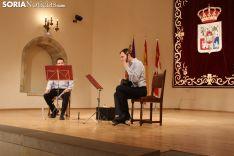 Gala de Poesía en el Aula Magna Tirso de Molina. SN