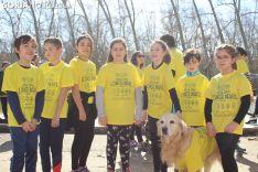 Marcha Solidaria Contra el Cáncer Infantil en Almazán. SN
