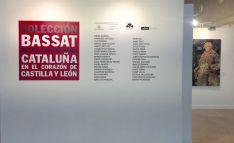 Foto 3 - Castilla y León y Cataluña, unidas por el arte contemporáneo en la casa de todos, las Cortes regionales