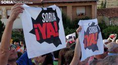 La manifestación de Soria Ya en Madrid ya tiene fecha