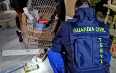 AMPLIACIÓN: Se desactiva un proyectil de la Guerra Civil en Garray