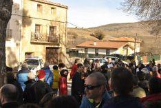 Foto 3 - Villar del Río entregará 4.000 firmas para la reapertura de la farmacia