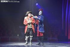 Espectáculo 'Sueños' de Circo Italiano. /EM