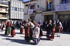 Jornada de la Matanza en San Leonardo de Yagüe. /EM