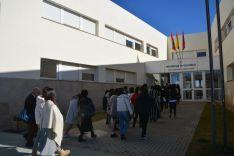 Foto 6 - Las universitarias japonesas de Nutrición se interesan por el Campus