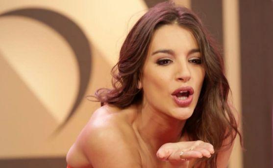 La cantante y compositoria Ana Guerra.