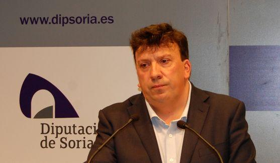 Jesús Cedazo. /Dip.