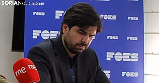 Jesús Mateo, presidente de la agrupación empresarial del polígono. /SN