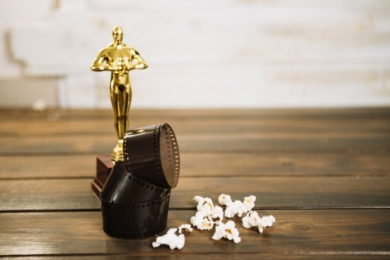 Estatuilla de un Óscar. Imagen de archivo