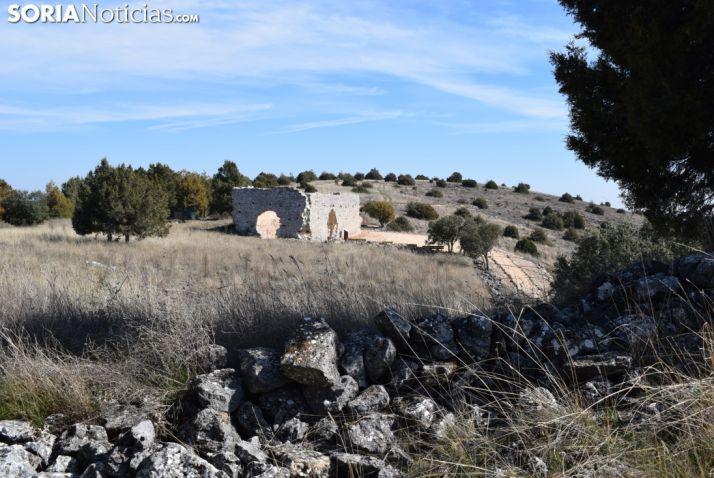 El nuevo parque eco-arqueológico Santa Lucía de Andaluz ya se puede visitar.