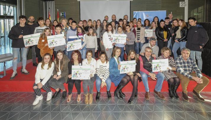 Entrega de premios Educación para el Desarrollo.