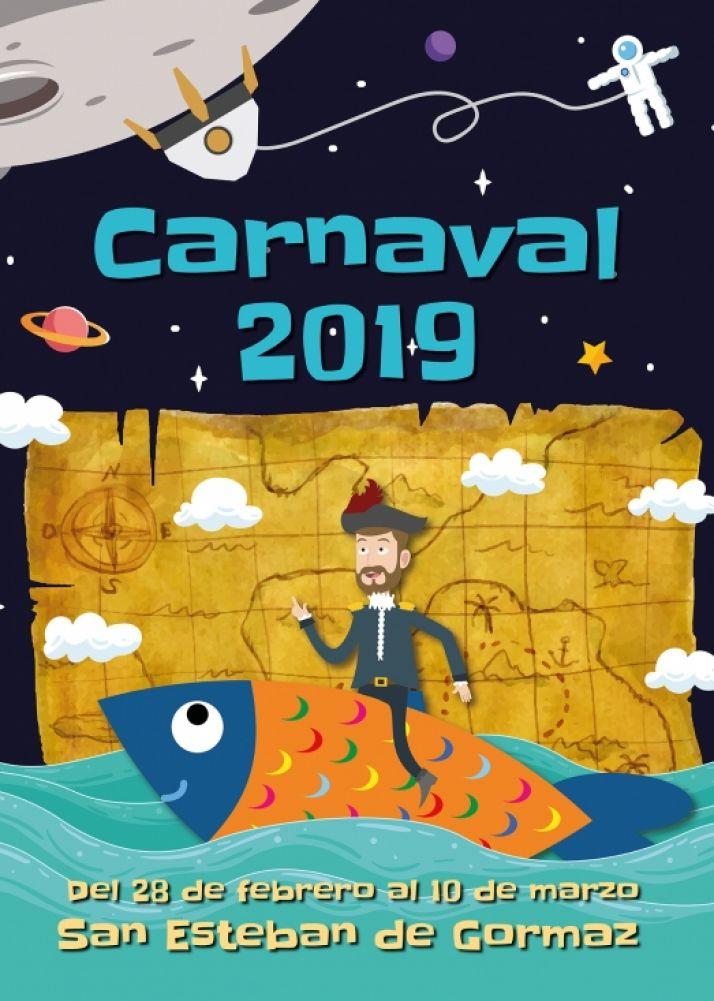 Foto 2 - San Esteban, preparado para su Carnaval 2019