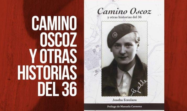 Foto 1 - Presentación del libro 'Camino Oscoz y otras historias del 36' en Soria