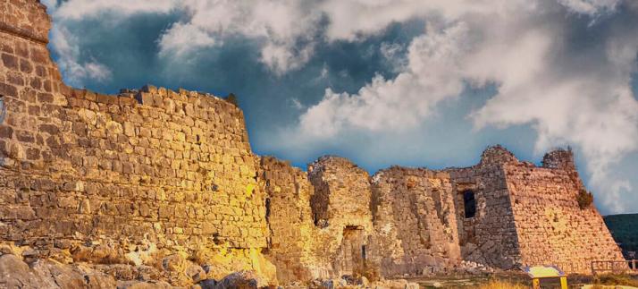Castillo de San Leonardo de Yagüe. /Ayuntamiento