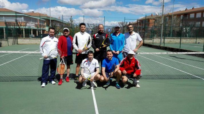 Club de Tenis Picos de Urbión. Una foto de archivo. Cedida por la entidad deportiva