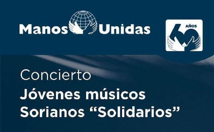 Foto 1 - Este sábado, concierto solidario de Manos Unidas