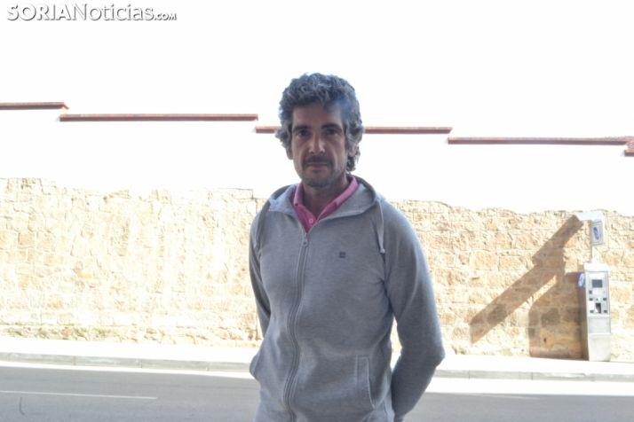 Rubén Sanz, Matador de Toros. SN