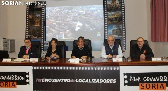 Encuentro de localizadores en Soria