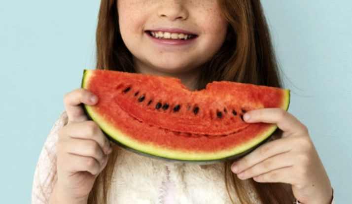 Foto 1 - Modificado el Programa escolar de consumo de frutas, hortalizas y leche en las escuelas