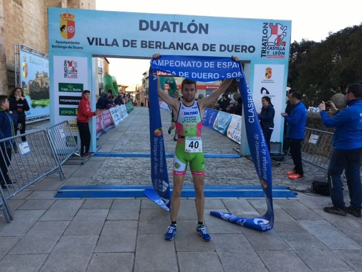 Foto 2 - Mediero y Latestere mandan en Berlanga de Duero