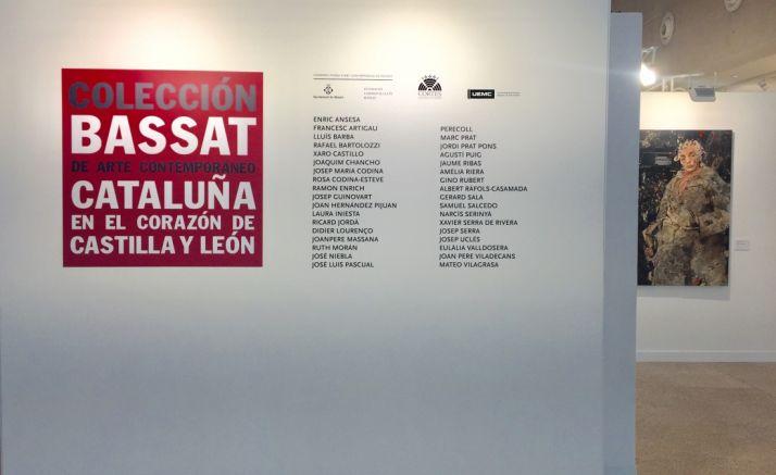 Foto 2 - Castilla y León y Cataluña, unidas por el arte contemporáneo en la casa de todos, las Cortes regionales