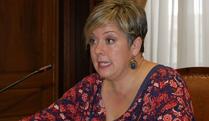 Judith Villar, en una imagen de archivo.