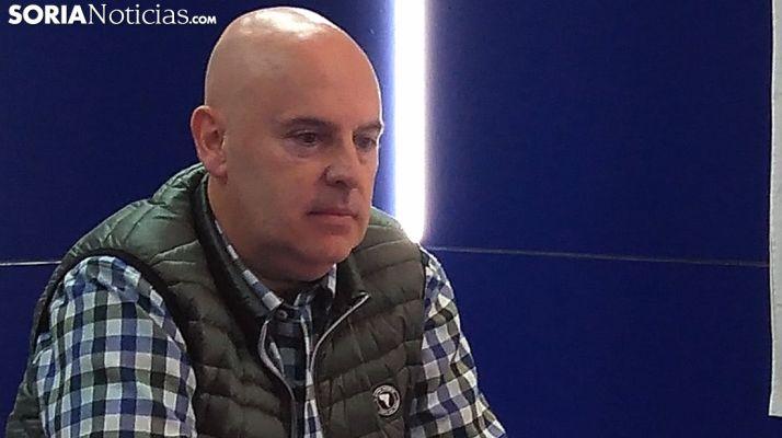 Julián Untoria, presidente de la asociación. /SN