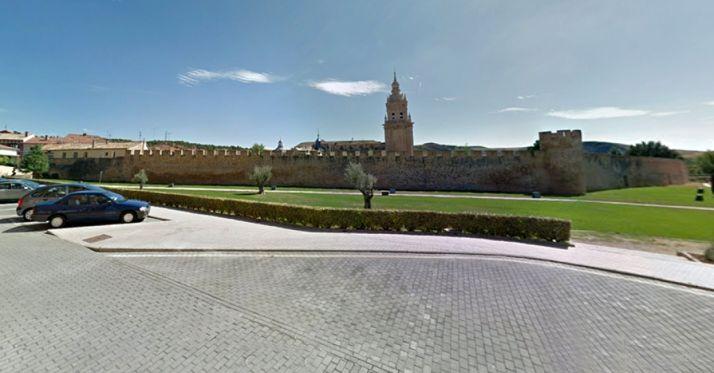 Foto 1 - Autorizadas obras en el entorno de la Catedral de El Burgo de Osma